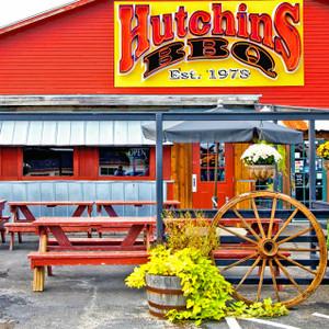 Hutchins BBQ // DTX054