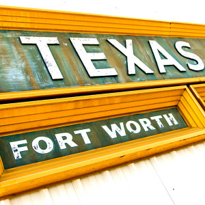 Texas Fort Worth // FTX318