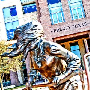Frisco Water Pump // DTX137