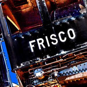 Frisco Train // DTX139