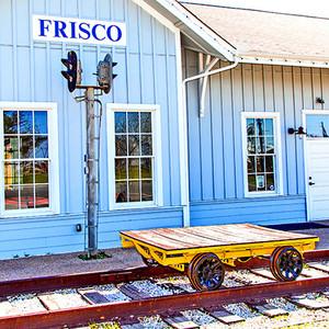 Frisco Station // DTX140