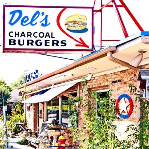 Del's Hamburgers // DTX159