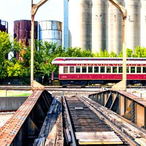 Grapevine Train // DTX163