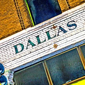 Dallas in Brick // DTX216