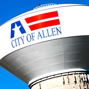 Allen Water Tower // DTX217