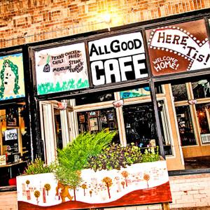 All Good Cafe // DTX250