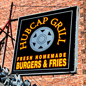 Hubcap Grill // HTX017