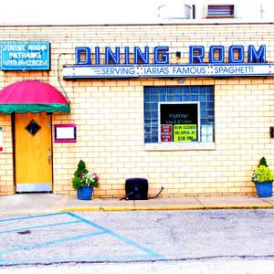 Dining Room // IND006