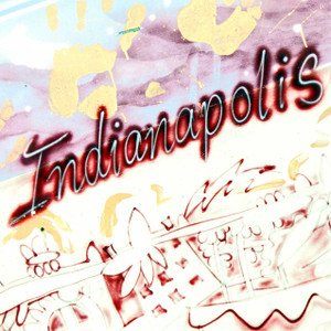 Indianapolis Red // IND019