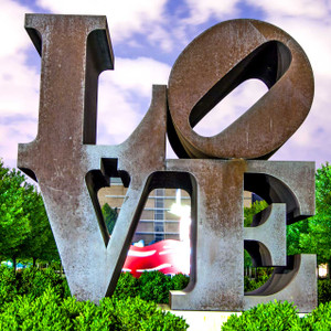 Love Sculpture // IND023