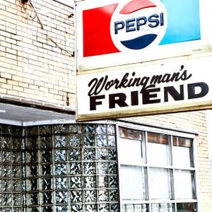 Working Man's Friend // IND044