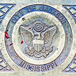 City of Jackson Manhole // MS007