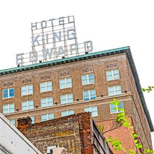 Hotel King Edward // MS014