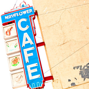 Mayflower Cafe // MS020