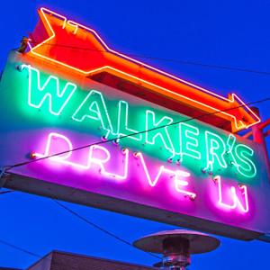 Walker's Drive In // MS028