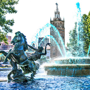 Fountain // MO054