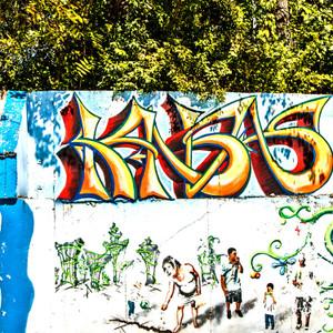 Kansas City Graffiti // MO064