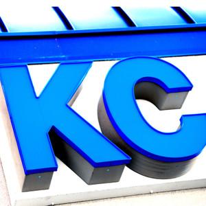 KC Sign // MO066