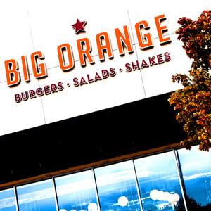 Big Orange // LR002