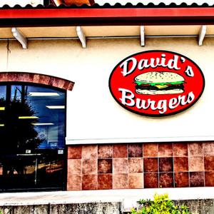 David's Burger // LR005