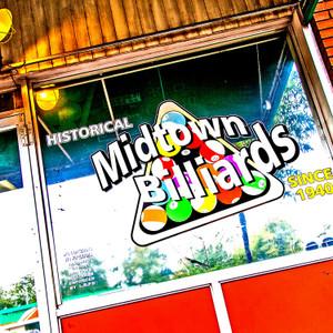 Midtown Billards // LR014
