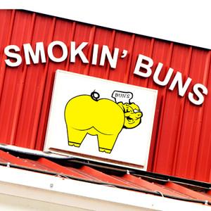 Smokin' Buns // LR018