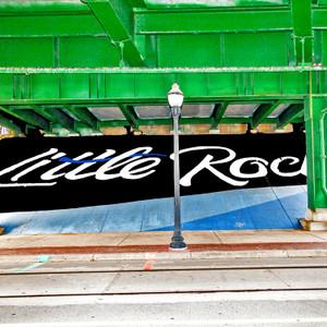 Little Rock Graffiti // LR024