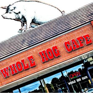 Whole Hog // LR026