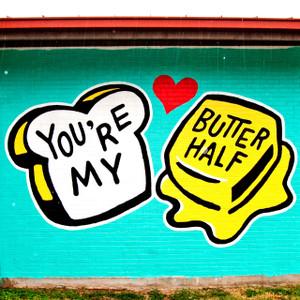 Butter Half // ATX003