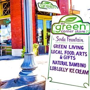 The Green Corner Store // LR038