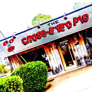 Cross-eyed Pig // LR045