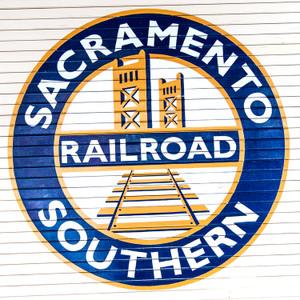 Sacramento Railroad Logo // CA195