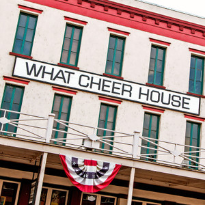 What Cheer House // CA209