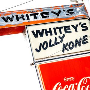 Whitey's // CA210