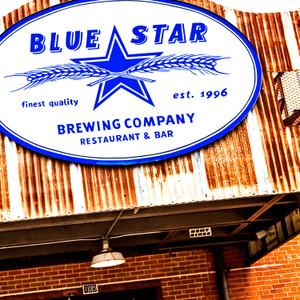 Blue Star // SA023