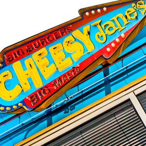 Cheesy Jane's // SA040