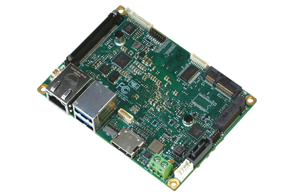 AAEON PICO-ITX Board with Intel Pentium N4200 Or Celeron N3350 Processor