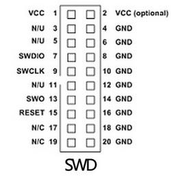 ARM Processor SWD  Interface