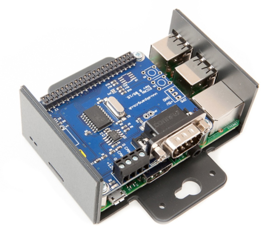Raspberry Pi 3 System With CAN Bus Interface