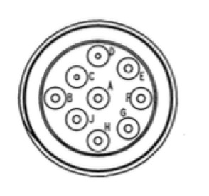 J1939 Connector Pinout