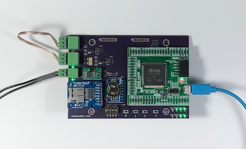 jCOM.CAN.CORE-X Arduino Due Based USB to CAN Gateway with Real-Time Clock