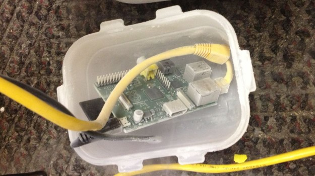 Raspberry Pi proven to be stable when submerged in liquid nitrogen