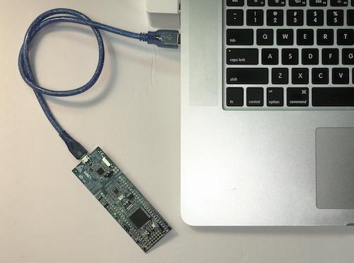 LPC1769 ARM Cortex-M3 Development Board