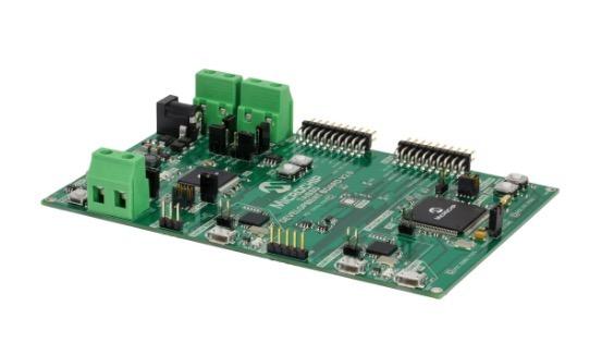 Microchip CryptoAutomotive In-Vehicle Network  TrustAnchor-Border Security Device Development Kit