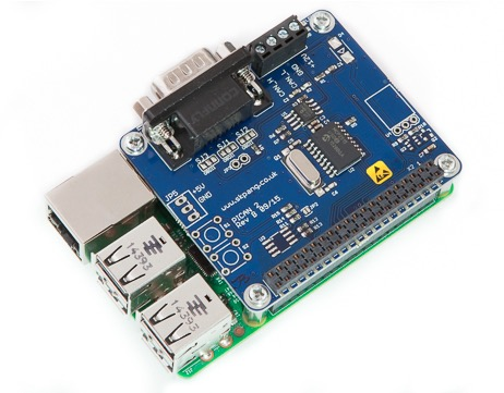 PiCAN 2 - CAN Bus Interface for Raspberry Pi
