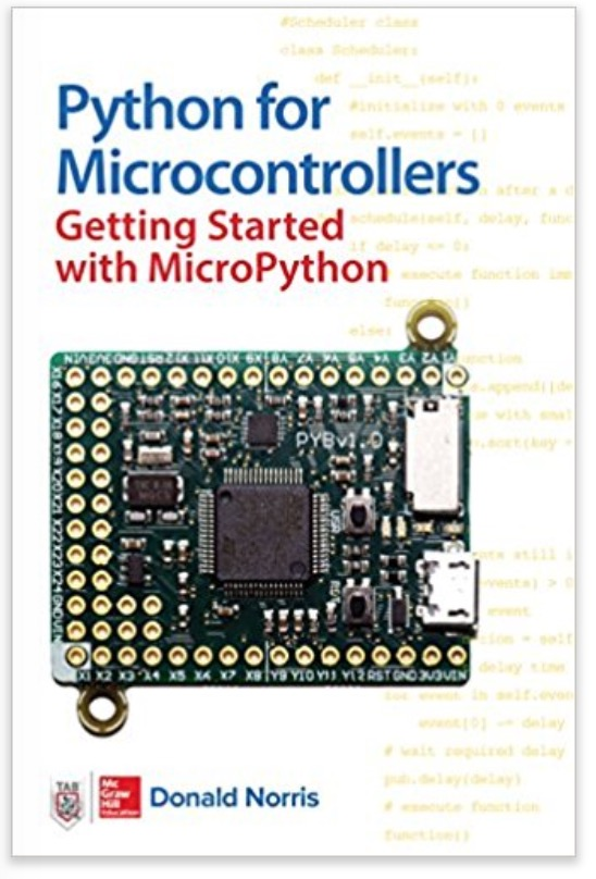 Python for Microcontrollers - Getting Started with MicroPython