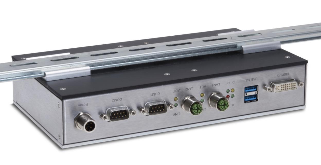 syslogic Vehicle Computer VSL Compact 81 ApolloLake