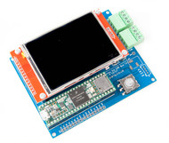 "Teensy 3.6 CAN-Bus FD Demo Board With 2.8"" TFT LCD"