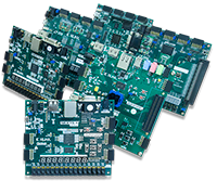 Image of the Nexys FPGA Product Line