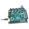 Product image displaying the included USB cable plugged into the Nexys 2 Spartan-3E FPGA Trainer Board.